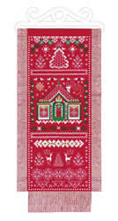 Cross stitch kit Lapland  - RIOLIS