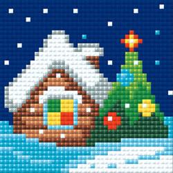 Diamond Mosaic Christmas Eve - RIOLIS