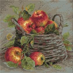 Diamond Mosaic Ripe Apples - RIOLIS