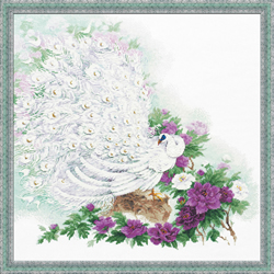 Cross Stitch Kit Maharaja's Garden - RIOLIS