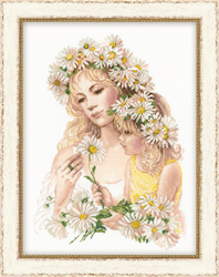 Cross Stitch Kit Harmony - RIOLIS