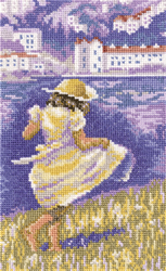 Cross Stitch Kit Promenade - RTO