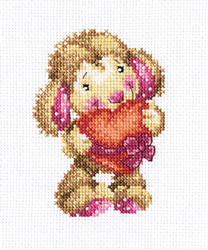 Cross Stitch Kit Only For You - RTO