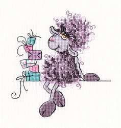 Cross Stitch Kit Wish You Get Everything You Want - RTO