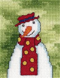 Borduurpakket Merry Winter - RTO