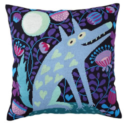 Cross Stitch Kit Dreaming Under the Moon - RTO