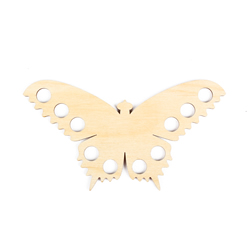 Plywood organizer - Butterfly - RTO