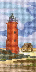 Cross Stitch Kit Lighthouse - RTO