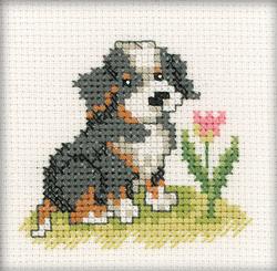 Cross Stitch Kit Puppy - RTO