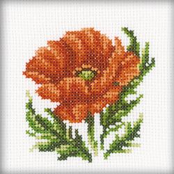Cross Stitch Kit Poppy - RTO