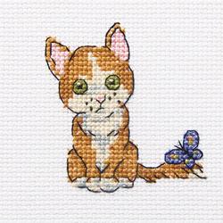 Cross Stitch Kit Clever Tommy - RTO