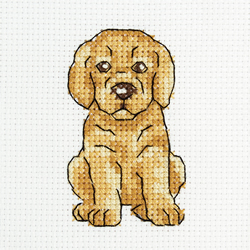 Cross Stitch Kit Clumsy Jacky - RTO