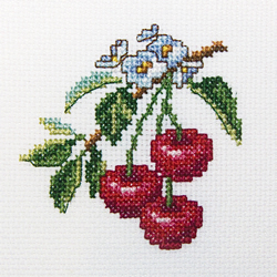 Borduurpakket Cherry - RTO