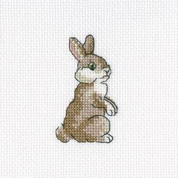 Cross Stitch Kit Leveret - RTO
