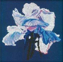 Cross Stitch Kit Violet rose - RTO