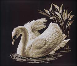 Borduurpakket Swan - RTO