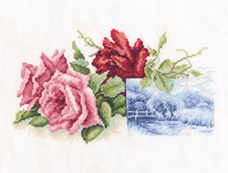 Borduurpakket Rose Miniature - RTO