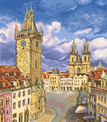 Borduurpakket Old Town Square - RTO