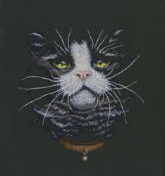 Cross Stitch Kit Cats' Favourite - RTO
