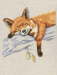 Cross Stitch Kit Autumn Dream - RTO