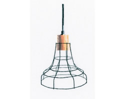 Cross stitch kit Loft-Styled Lamp - RTO