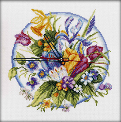 Cross Stitch Kit The Time has Come! - RTO