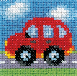 Cross Stitch Kit Children's series - RTO