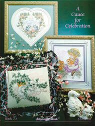 Cross Stitch Chart A Cause for Celebration - Stoney Creek