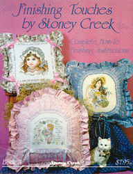 Cross Stitch Chart Finishing Touches - Stoney Creek