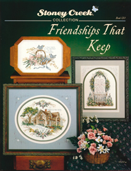 Cross Stitch Chart Friendships That Keep - Stoney Creek