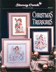 Cross Stitch Chart Christmas Treasures - Stoney Creek