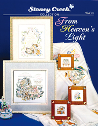 Cross Stitch Chart From Heaven's Light - Stoney Creek