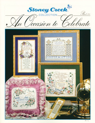 Cross Stitch Chart An Occasion to Celebrate - Stoney Creek