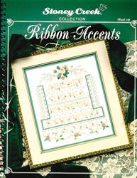 Cross Stitch Chart Ribbon Accents - Stoney Creek