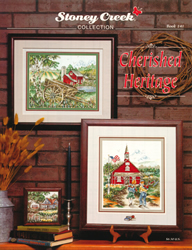 Cross Stitch Chart Cherished Heritage - Stoney Creek