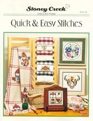 Borduurpatroon Quick & Easy Stitches - Stoney Creek