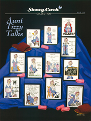 Cross Stitch Chart Aunt Tizzy Talks - Stoney Creek