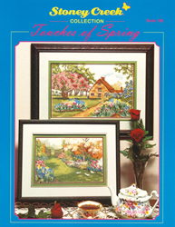 Cross Stitch Chart Touches of Spring - Stoney Creek