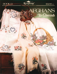 Cross Stitch Chart Afghans To Cherish - Stoney Creek