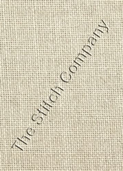 Fabric Linen 30 count - natural - The Stitch Company