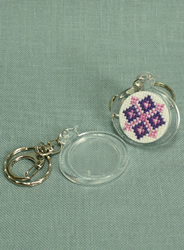 Keyring Eend - The Stitch Company
