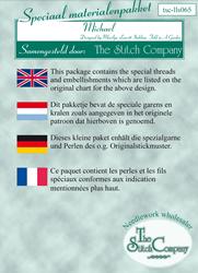 Materiaalpakket Michael - The Stitch Company