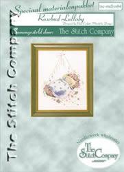 Materiaalpakket Rosebud Lullaby - The Stitch Company