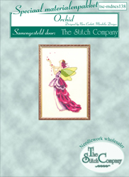 Materiaalpakket Orchid - The Stitch Company