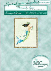 Materiaalpakket Petite Mermaid Collection - Mermaid Azure - The Stitch Company