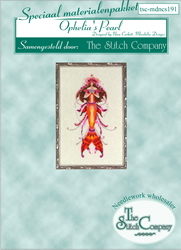 Materiaalpakket Petite Mermaid Collection - Ophelia's Pearls - The Stitch Company