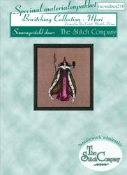 Materiaalpakket Bewitching Collection - Mari - The Stitch Company
