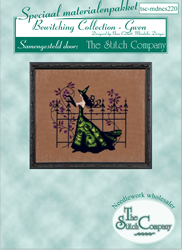 Materiaalpakket Bewitching Collection - Gwen - The Stitch Company