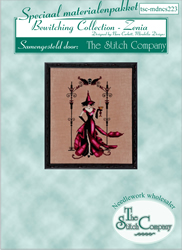 Materiaalpakket Bewitching Collection - Zenia - The Stitch Company
