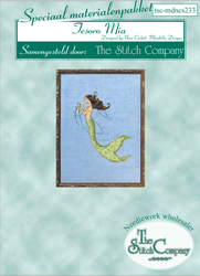Materialkit Petite Mermaid Collection - Tesoro Mia - The Stitch Company
